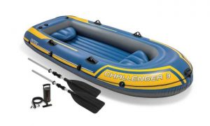 barca hinchable intex seahawk 3