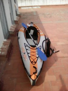 bic kayak hinchable