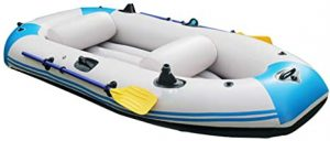 bote hinchable rafting