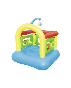 castillo hinchable fisher price bouncetastic bestway