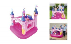 mini castillo hinchable infantil