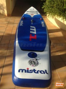 paddle surf hinchable starboard