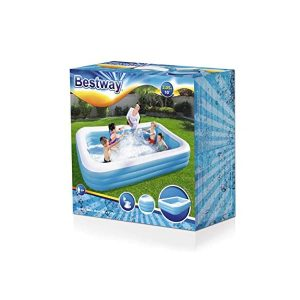 piscina hinchable bestway rectangular