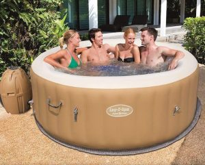 Spa Jacuzzi Hinchable Intex