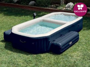 Spa Portatil Hinchable